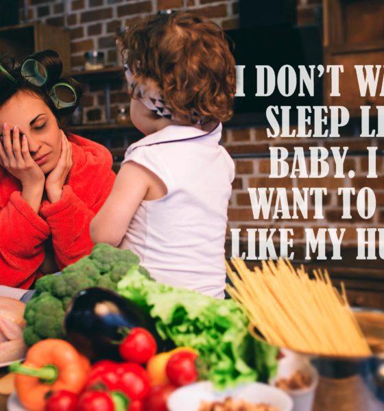 Help Sleep-Deprived Moms Sleep Better